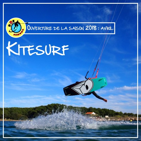 Ouverture kite